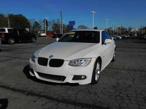 2012 BMW 3 Series for sale at Paniagua Auto Mall in Dalton GA