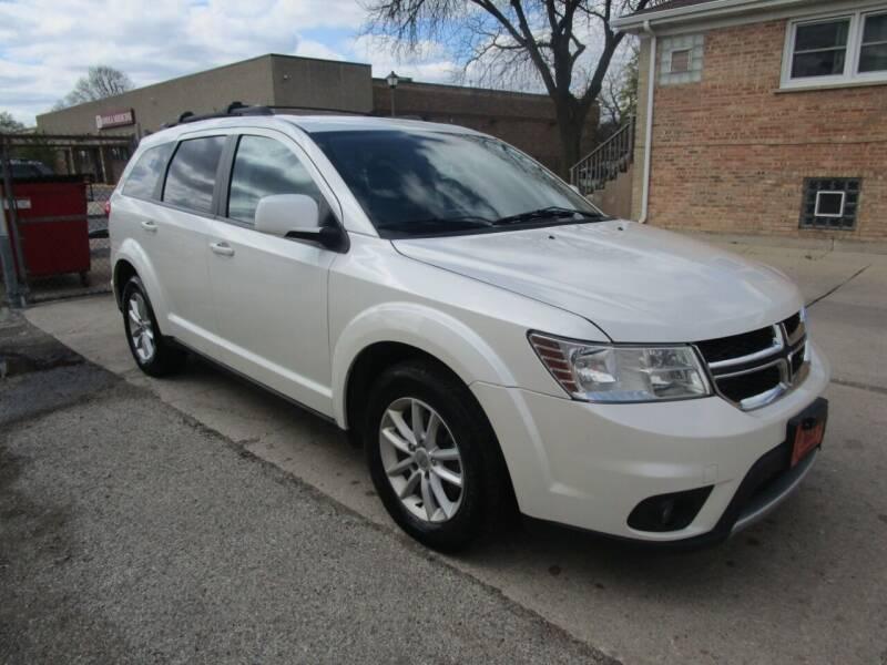 2013 Dodge Journey for sale at RON'S AUTO SALES INC in Cicero IL