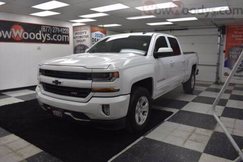 2017 Chevrolet Silverado 1500 for sale at WOODY'S AUTOMOTIVE GROUP in Chillicothe MO