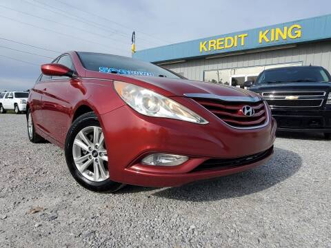 2013 Hyundai Sonata for sale at Kredit King Autos in Montgomery AL