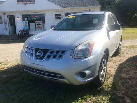 2013 Nissan Rogue for sale at Wright's Auto Sales LLC in Townshend VT