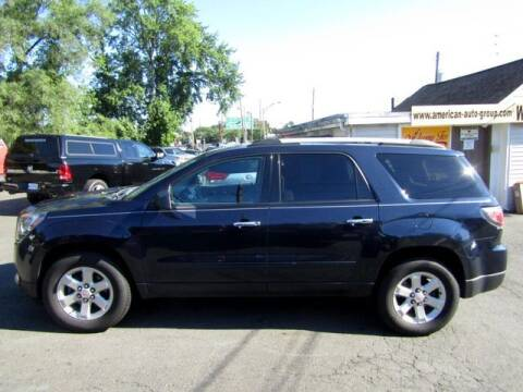 2015 GMC Acadia for sale at American Auto Group Now in Maple Shade NJ