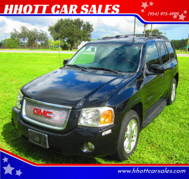 2007 GMC Envoy for sale at HHOTT CAR SALES in Deerfield Beach FL