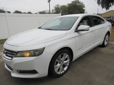 2014 Chevrolet Impala for sale at D & R Auto Brokers in Ridgeland SC