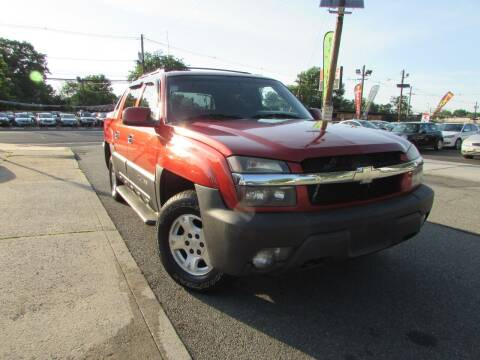 2003 Chevrolet Avalanche for sale at K & S Motors Corp in Linden NJ
