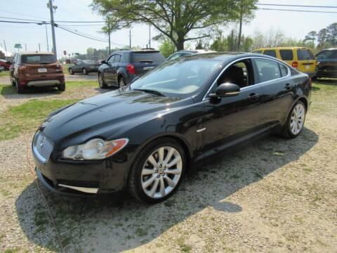 2011 Jaguar XF for sale at Dallas Auto Mart in Dallas GA