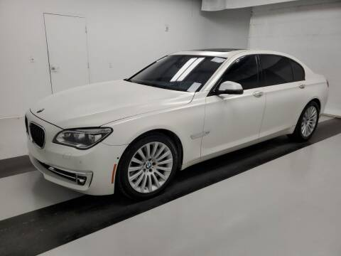 2014 BMW 7 Series for sale at AUTOSPORT MOTORS in Lake Park FL