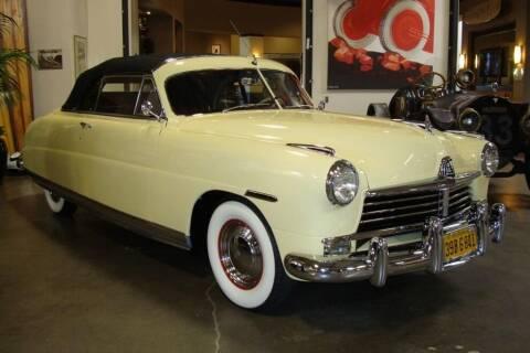 1948 Hudson Commodore 8 Brougham