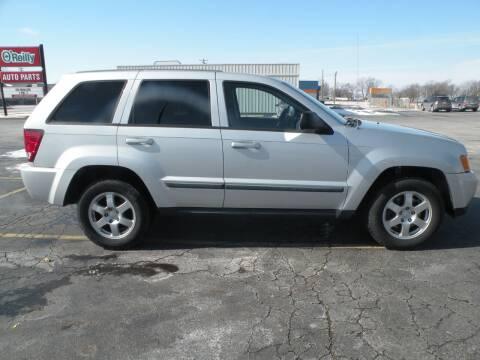 2008 Jeep Grand Cherokee for sale at Kingdom Auto Centers in Litchfield IL
