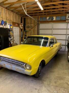 1960 Ford Falcon for sale at Classic Car Deals in Cadillac MI