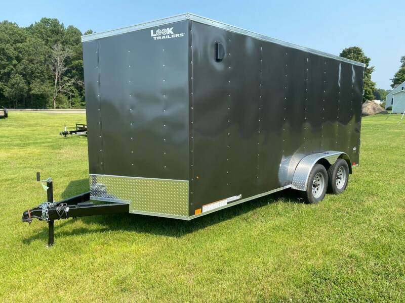 2022 Look Trailers 716 for sale at Freeman Motor Company - Other Inventory in (434) 848-3125 VA