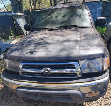 1999 Toyota 4Runner for sale at Ody's Autos in Houston TX