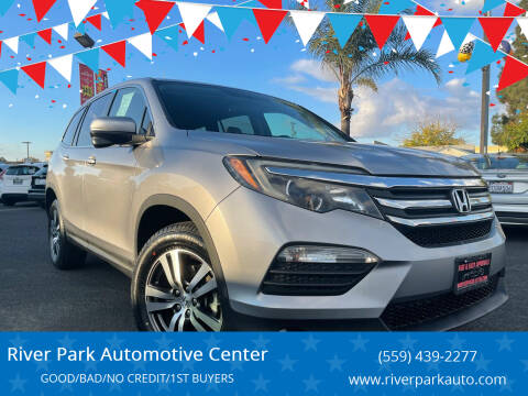 2016 Honda Pilot for sale at River Park Automotive Center in Fresno CA