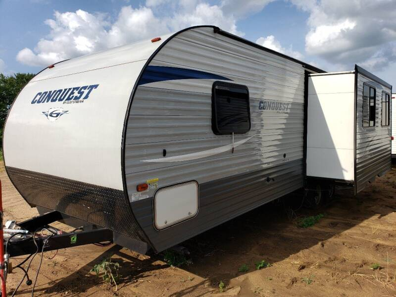 2018 Gulf Stream Conquest 250RL  for sale at Ultimate RV in White Settlement TX