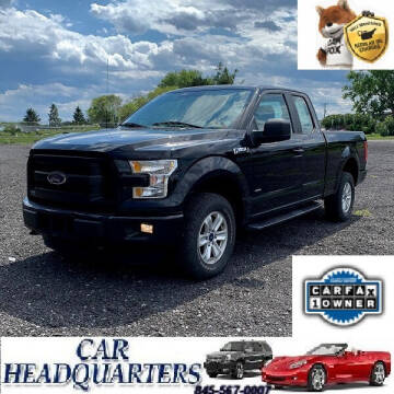 2015 Ford F-150 for sale at CAR  HEADQUARTERS in New Windsor NY