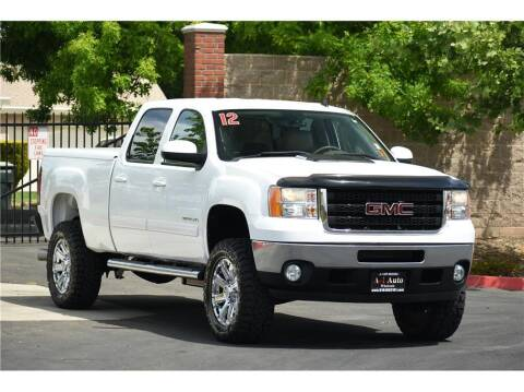 2012 GMC Sierra 2500HD for sale at A-1 Auto Wholesale in Sacramento CA