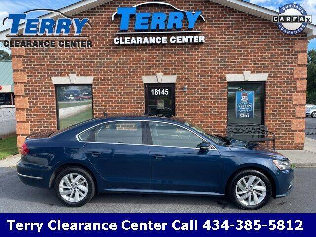 2018 Volkswagen Passat for sale at Terry Clearance Center in Lynchburg VA