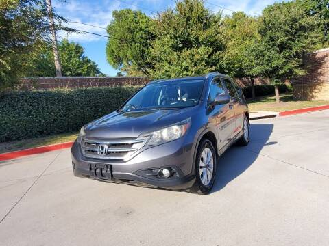 2013 Honda CR-V for sale at International Auto Sales in Garland TX