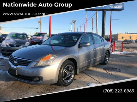 2007 Nissan Altima for sale at Nationwide Auto Group in Melrose Park IL