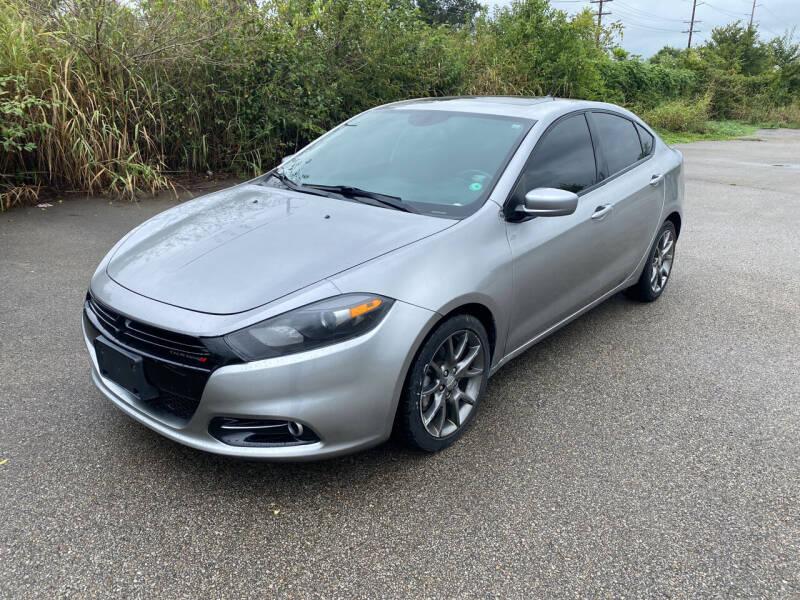 2014 Dodge Dart for sale at Mr. Auto in Hamilton OH