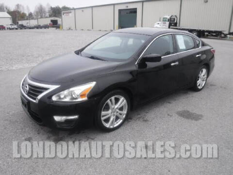 2013 Nissan Altima for sale at London Auto Sales LLC in London KY