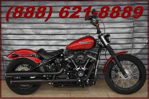 2018 Harley-Davidson Street Bob for sale at AZautorv.com in Mesa AZ