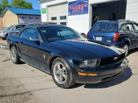 2006 Ford Mustang for sale at Ericson Auto in Ankeny IA