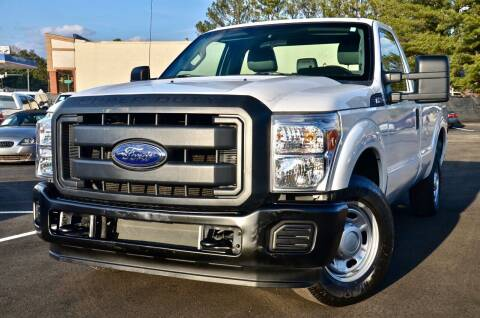 2013 Ford F-250 Super Duty for sale at Carxoom in Marietta GA