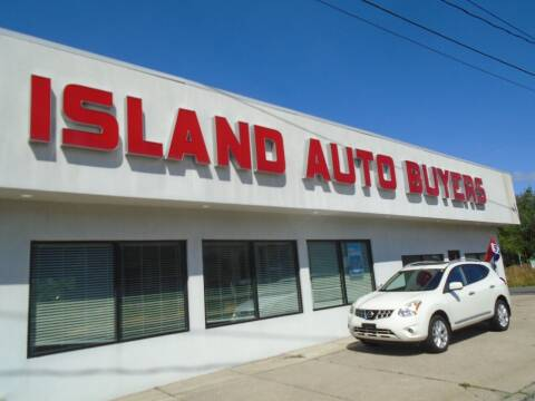 2012 Nissan Rogue for sale at Island Auto Buyers in West Babylon NY