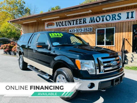 2009 Ford F-150 for sale at Kerwin's Volunteer Motors in Bristol TN