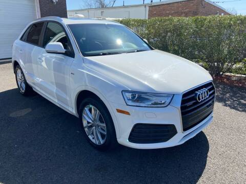 2018 Audi Q3 for sale at International Motor Group LLC in Hasbrouck Heights NJ