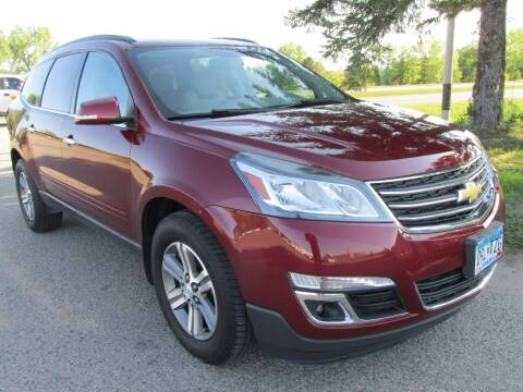 2016 Chevrolet Traverse for sale at Buy-Rite Auto Sales in Shakopee MN