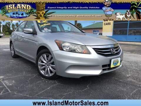 2012 Honda Accord for sale at Island Motor Sales Inc. in Merritt Island FL