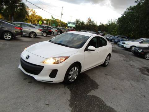 2012 Mazda MAZDA3 for sale at S & T Motors in Hernando FL