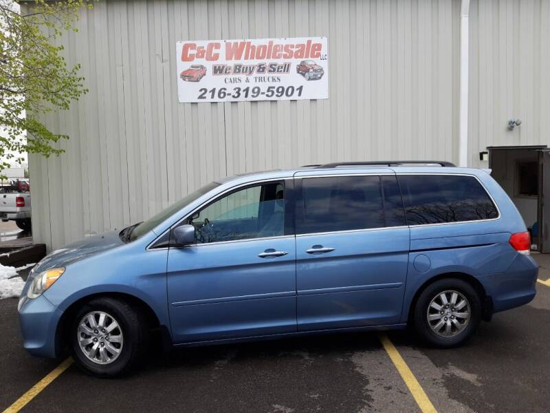 2010 Honda Odyssey for sale at C & C Wholesale in Cleveland OH
