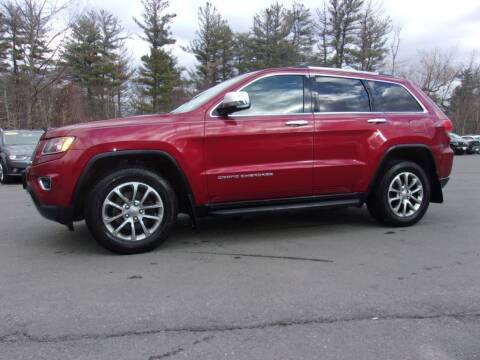 2014 Jeep Grand Cherokee for sale at Mark's Discount Truck & Auto Sales in Londonderry NH