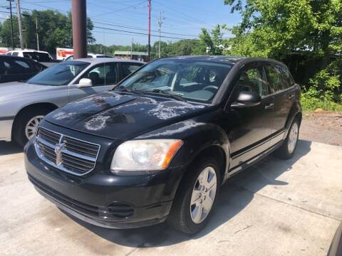2007 Dodge Caliber for sale at Wolff Auto Sales in Clarksville TN