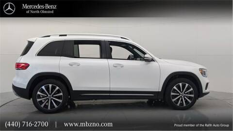 2021 Mercedes-Benz GLB for sale at Mercedes-Benz of North Olmsted in North Olmsted OH