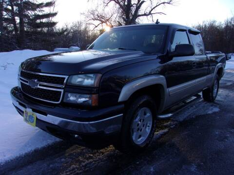 2007 Chevrolet Silverado 1500 Classic for sale at American Auto Sales in Forest Lake MN