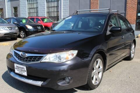 2009 Subaru Impreza for sale at Grasso's Auto Sales in Providence RI