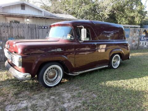 1959 Ford Panel Truck