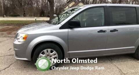 2020 Dodge Grand Caravan for sale at North Olmsted Chrysler Jeep Dodge Ram in North Olmsted OH