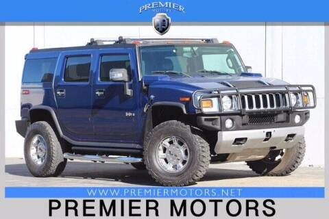 2008 HUMMER H2 for sale at Premier Motors in Hayward CA
