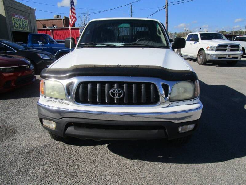 2003 Toyota Tacoma for sale at DERIK HARE in Milton FL