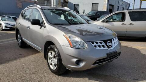 2012 Nissan Rogue for sale at MFT Auction in Lodi NJ