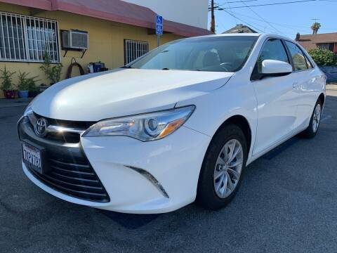 2015 Toyota Camry for sale at Auto Ave in Los Angeles CA