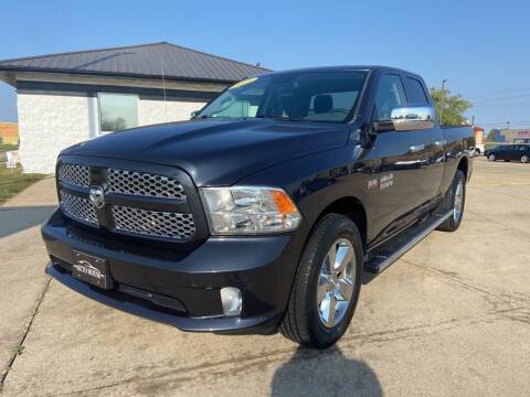 2015 RAM Ram Pickup 1500 for sale at Auto House of Bloomington in Bloomington IL