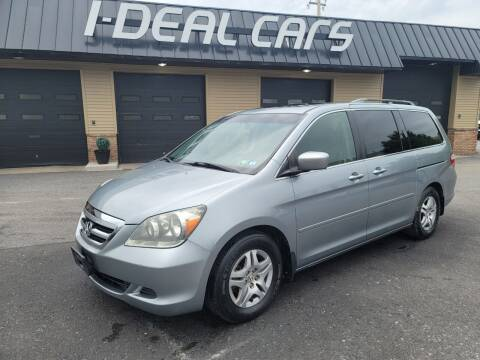 2006 Honda Odyssey for sale at I-Deal Cars in Harrisburg PA