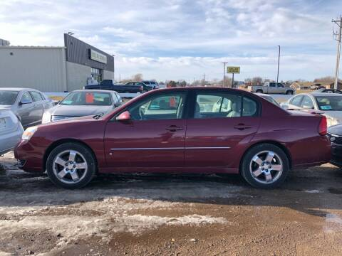 2006 Chevrolet Malibu for sale at TnT Auto Plex in Platte SD