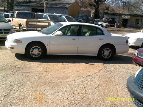 2005 Buick LeSabre for sale at D & D Auto Sales in Topeka KS